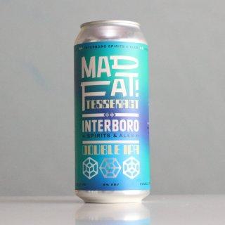 インターボロ マッドファットテセラクト(Interboro Mad Fat Tesseract)