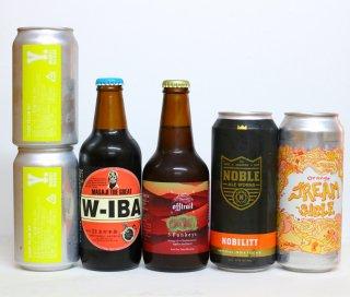 【限定6セット】ウィンター6 冬に飲みたいビール6本セット
