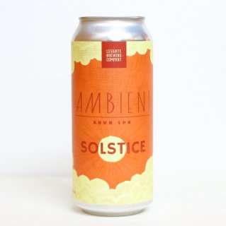 レヴァンテ アンビエントソルスティス(LEVANTE Ambient Solstice Sour Fruited Milkshake IPA)