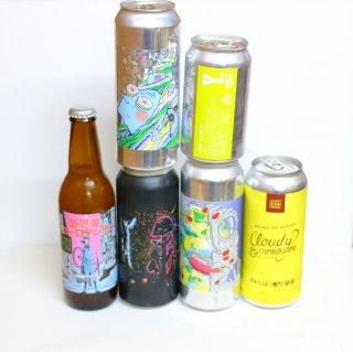 【限定3セット】2020年もニゴニゴ6 ヘイジー系ビール6本セット
