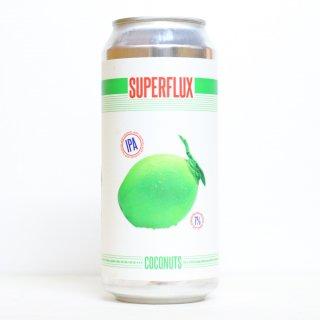 スーパーフラックス ココナッツ(Superflux Beer Co Coconuts)