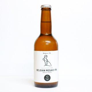 ノムクラフト ベルジャンモザイクIPA(NOMCRAFT BELGIUM MOSAIC IPA)