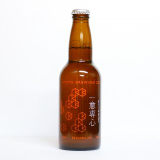 京都醸造 一意専心(KYOTO Brewing ICHII SENSHIN)