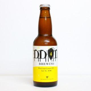 DD4D ブルーイング ウェストコーストレモンIPA(DD4D West Coast Lemon IPA)