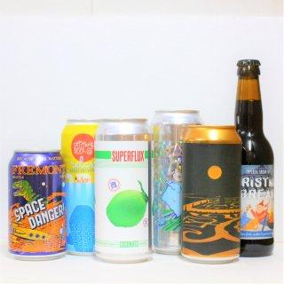 【家飲み応援 世界のビール6本セット】麦酒紀行vol.02 ワールドツアーズ