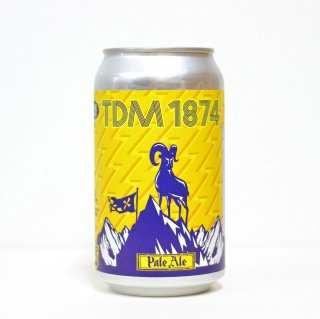 TDM1874 ペールエール(TDM1874 Brewery PALE ALE)