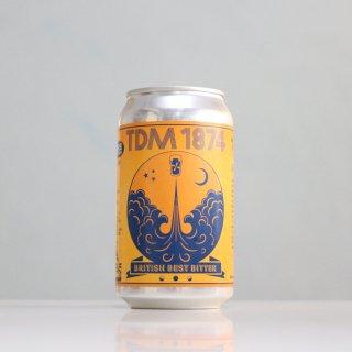 TDM1874 BBB ブリティッシュベストビター(TDM1874 Brewery BBB British Best Bitter)