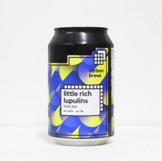 カーボンブリュー リトルリッチルプリン(carbon brews Little Rich Lupulins)