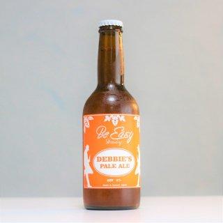 ビーイージーブルーイング デビーズペールエール(Be Easy Brewing Debbie's Pale Ale)
