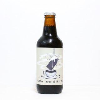 里武士 アングロジャパニーズブルーイング コーヒーインペリアルミルクスタウト(LIBUSHI Anglo Japanese Brewing Coffee Imperoial Milk Stout)