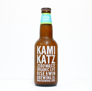 【近日中に入荷予定】カミカツ ライズアンドウィン モーニングサマー(KAMIKATZ RISE&WIN MORNING SUMMER)