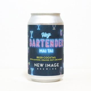 ニューイメージ ヘイバーテンダー マイタイ(New Image Brewing Hey Bartender Cocktail Beer Series - Tiki Rum Mai Tai)