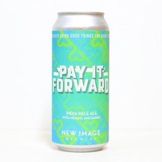ニューイメージ ペイイット フォワード(New Image Brewing Pay It Forward DDH NE IPA)