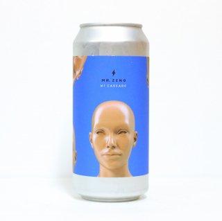 ガラージビアー×カスケード ミスターゼングー(Garage Beer Co×Cascade Mr.ZENG)