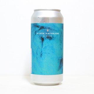 【家飲みSUMMER SALE】ガラージビアー×ナパルビア ハイジャックヒンターランズ(Garage Beer Co×Napar Bier Hijack Hinterlands)