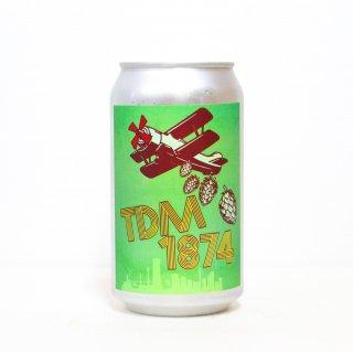 TDM1874 ワンホップペール ヒューエルメロン(TDM1874 One Hop Pale Huell Melon)