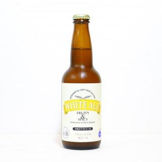 鬼伝説ビール 白鬼ホワイトエール(ONI DENSETSU BEER SHIRO ONI White Ale)