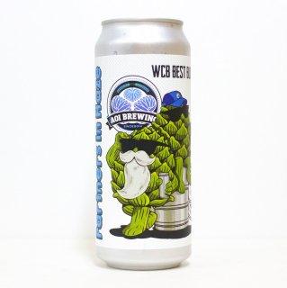 ウェストコーストブルーイング×アオイブルーイング パートナーズインヘイズ(WEST COAST BREWING×AOI Brewing Partners In Haze)