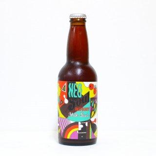 DD4D ブルーイング ネオソウルラズベリーミルクサワーエール(DD4D NEO SOUL Raspberry Milk Sour Ale)