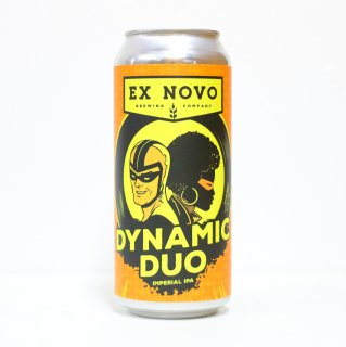 エックスノボ ダイナミックデュオ IPA(Ex NOVO Dynamic Duo IPA)
