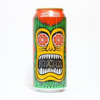 ハブ ホップワークス フェローシャス シトラスブラッドオレンジIPA(HUB HOP WORKS  Ferocious Citrus Blood Orange IPA)