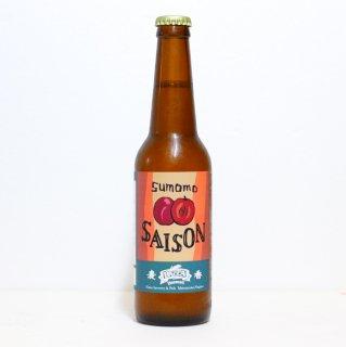 麦香 スモモセゾン(BACCA Brewing SUMOMO Saison)