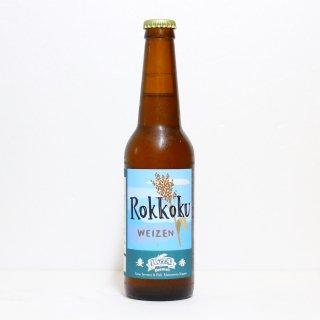 麦香 六穀ヴァイツェン(BACCA Brewing ROKKOKU Weizen)