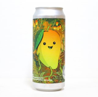 ウェストコーストブルーイング フルーツモンスター(WEST COAST BREWING WCB Fruit Monster Mango Milkshake Double IPA)