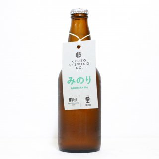 京都醸造 みのり(KYOTO Brewing MINORI)