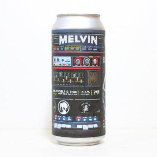 メルヴィン ミーマイセルフ&タイ(Melvin  Me Myself&Thai)