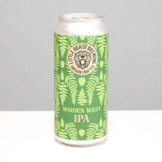 リトルビーストブルーイング メイデンウェストIPA(LITTLE BEAST Brewing Maiden West IPA)