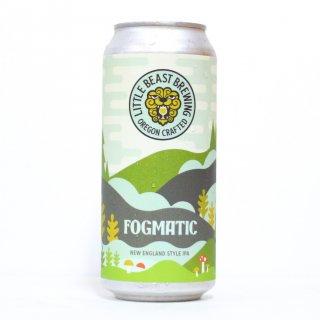 リトルビーストブルーイング フォグマティックIPA(LITTLE BEAST Brewing FOGMATIC)