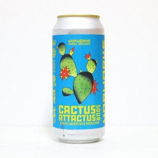 ハブ ホップワークス カクタスアタクカス サワー(HUB HOP WORKS Cactus Attacus Sour )
