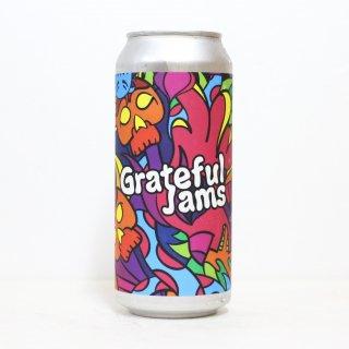 ブリックスシティ グレイトフルジャムス(Brix City Grateful Jams New England Double IPA)