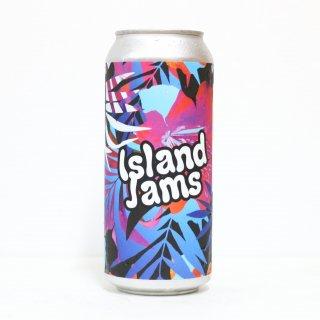 ブリックスシティ アイランドジャムス(Brix City Island Jams New England Double IPA)