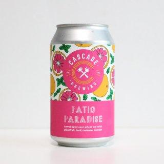 カスケード パティオパラダイス(Cascade Brewing Patio Paradise)