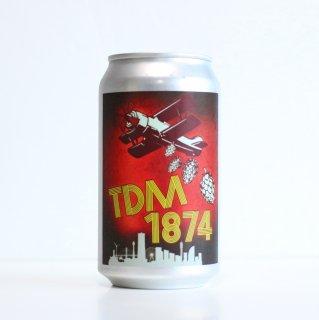 TDM1874 ダンクタキュラーDIPA(TDM1874 Brewery Dank Tacular DIPA)