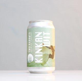 トゥーラビッツ 金柑ウィット(TWO RABBITS Brewing KINKAN WIT)