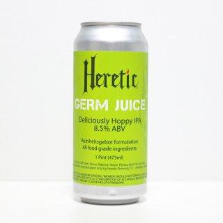 ヘレティック ジェムジュース(Heretic Germ Juice)