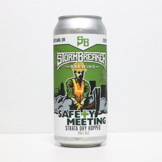 ストームブレイカー セイフティミーティング(STORM BREAKER Safety Meeting pale ale)