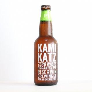 カミカツ ライズアンドウィン IPA(KAMIKATZ RISE&WIN IPA)