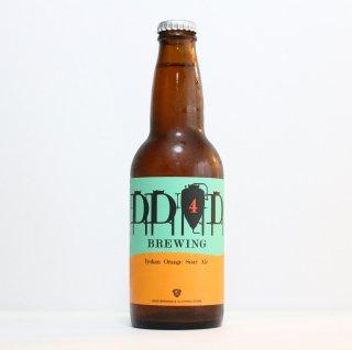 DD4D ブルーイング 伊予柑オレンジサワーエール(DD4D Brewing Raspberry Milk Sour Ale)