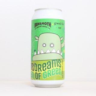 ベヘモスブルーイング×グェイロ ドリームスオブグリーン(BEHEMOTH Brewing×Gwei-lo Dreams of Green)