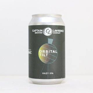 キャプテンローレンス オービタルティルト(Captain Lawrence Orbital Tilt IPA)