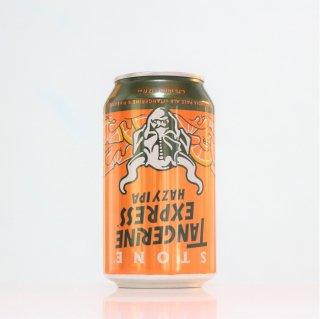 ストーン タンジェリンエクスプレス ヘイジーIPA 「逆さラベル」ver(Stone Brewing Tangerine Express HAZY IPA)