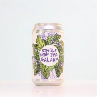 トゥーラビッツ シングルホップIPA ギャラクシー(TWO RABBITS Brewing Single Hop IPA: Galaxy)