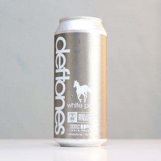 ベルチングビーバー ホワイトポニーIPA(Belching Beaver White Pony IPA)