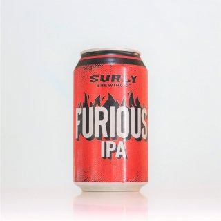 サーリーブルーイング フューリアス 355ml缶(Surly Brewing Furious)