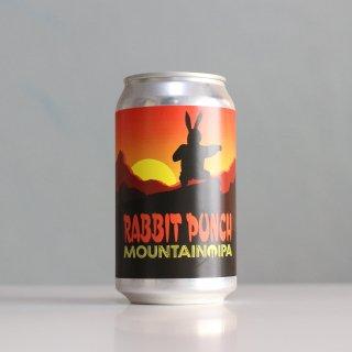 トゥーラビッツ ラビットパンチ マウンテンIPA(TWO RABBITS Brewing RABBIT PUNCH Mountain IPA)