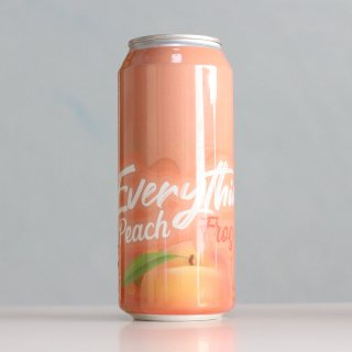 キングス フローゼ エブリシングピーチ(KINGS Brewing  Fros'e Everything Peach)